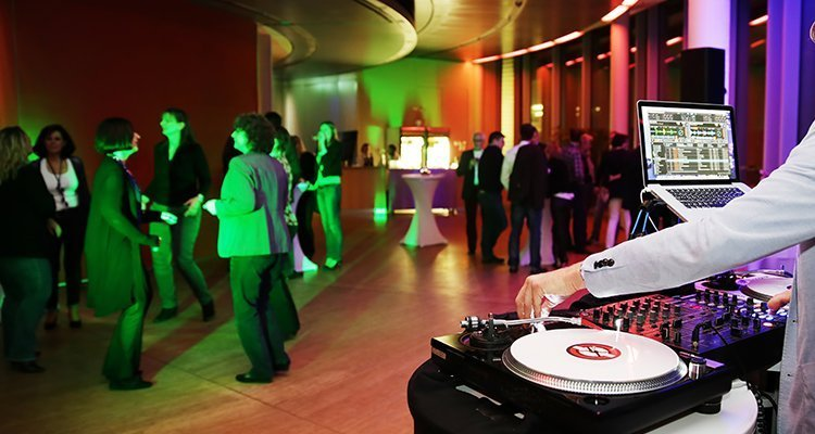 Book A DJ Dublin - Corporate Event DJ Hire In Dublin